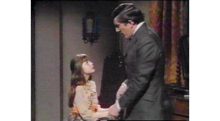 Amy and Barnabas