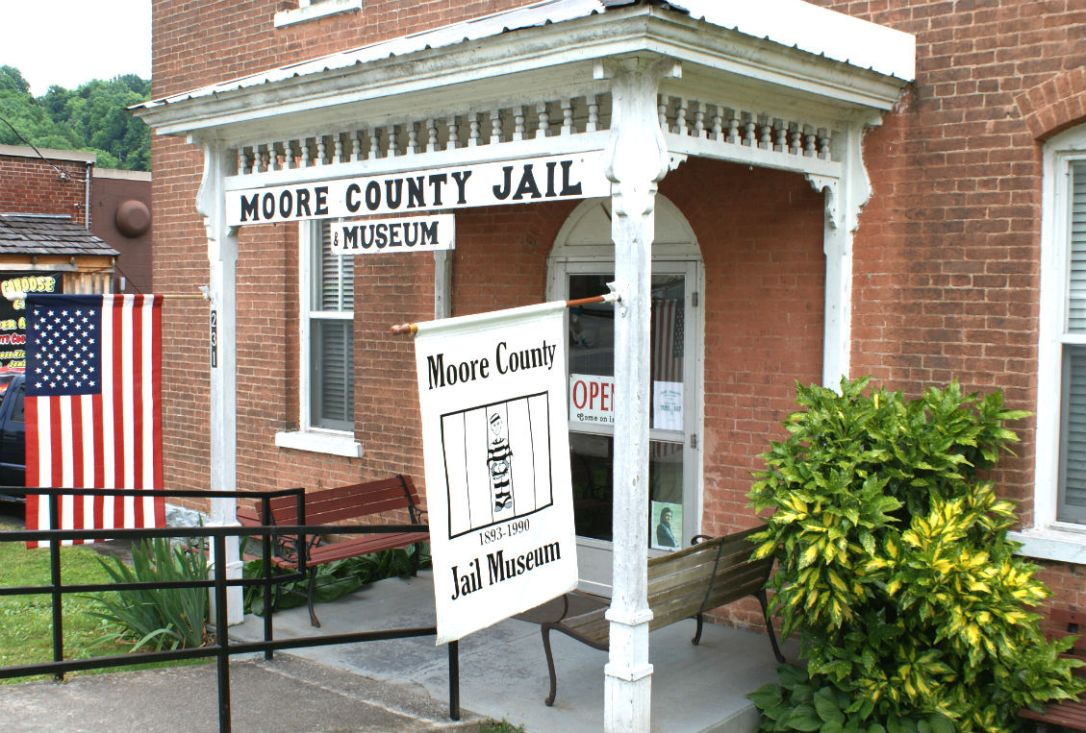 moore county tenn jail