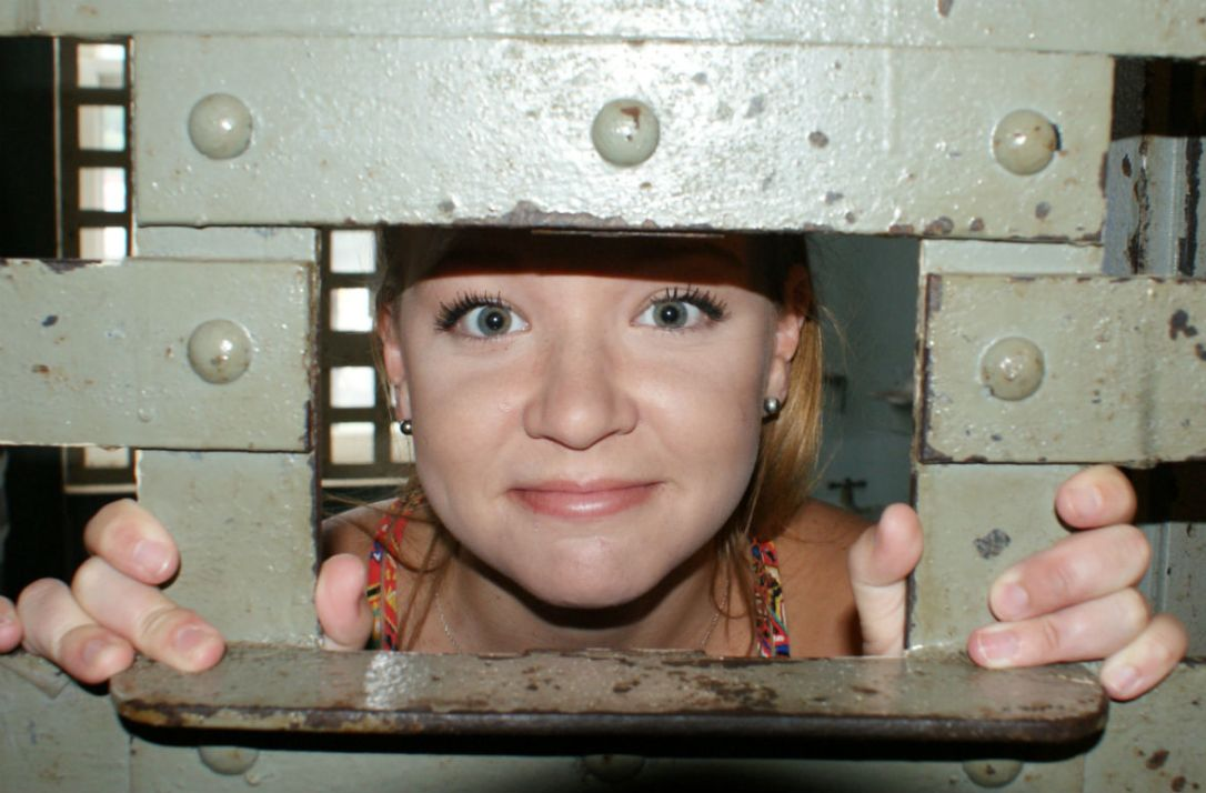 shannon in jail