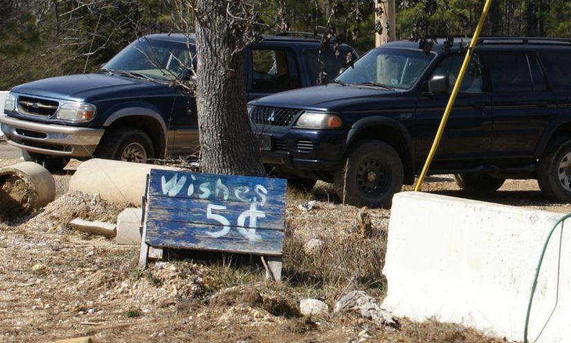 wishes sign calhoun county
