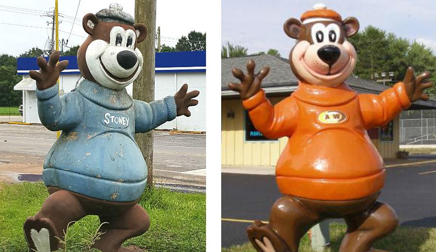 1a bear figure robertsdale