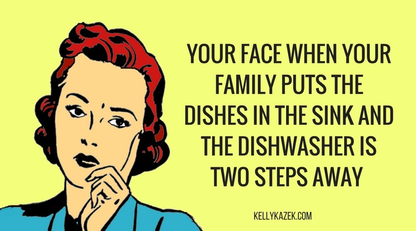 dishwasher meme