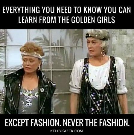 Golden Girls insta