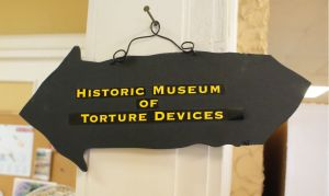 museum of torture devices