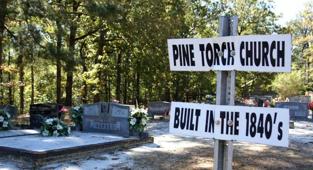 pine torch 9