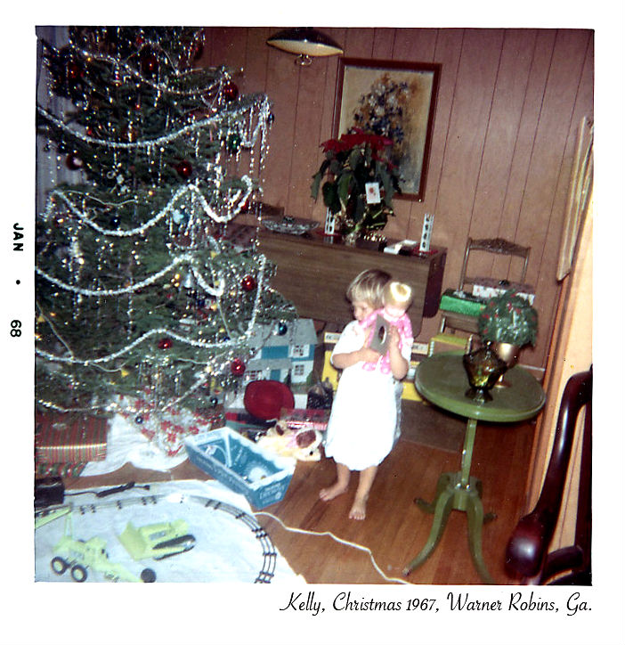 christmas morning 1967