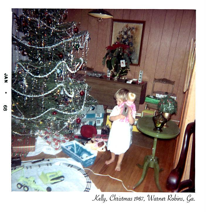 christmas morning 1967