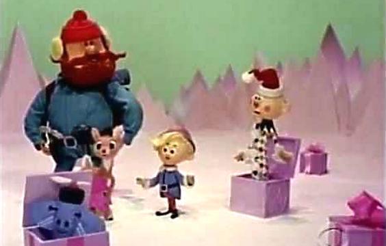 Rudolph Misfit Toys
