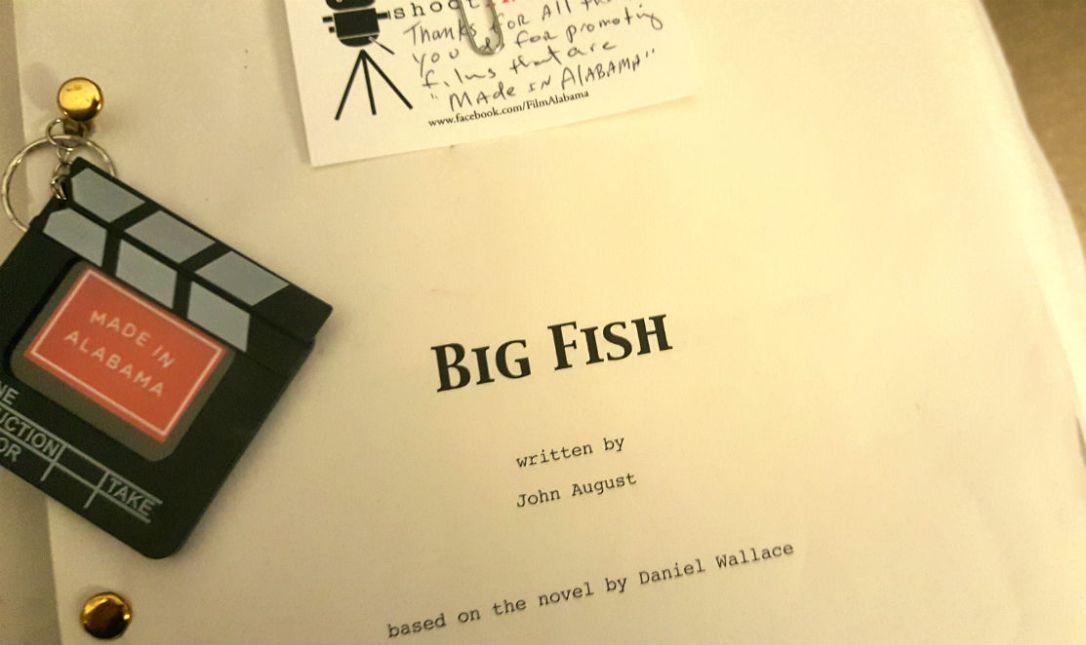 Big Fish script
