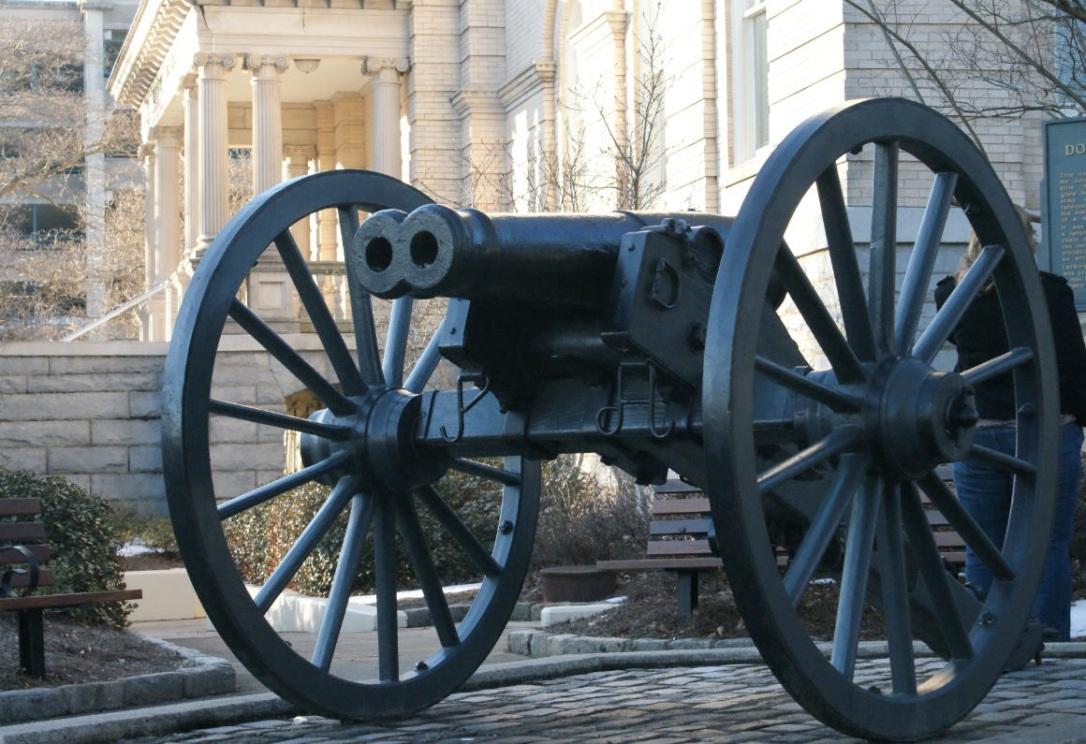 GA 15 cannon