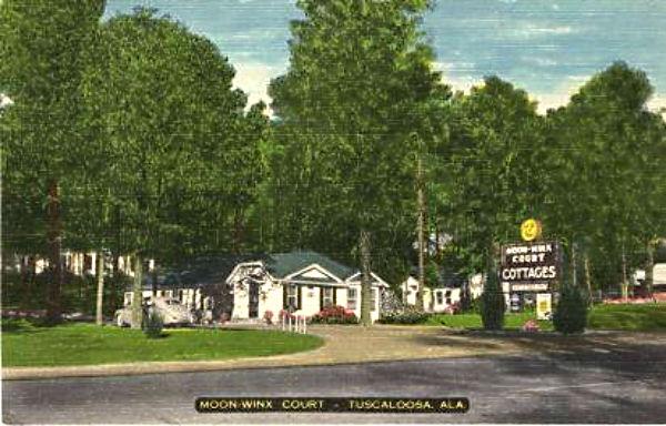 MoonWinx_Court_Tuscaloosa_Alabama__front_of_postcard