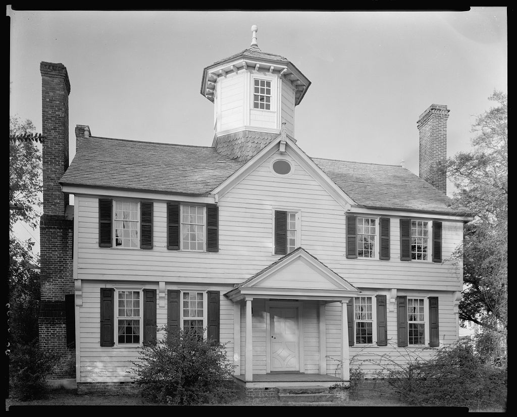 Cedar Point, Swansboro, Carteret County, North Carolina 1938