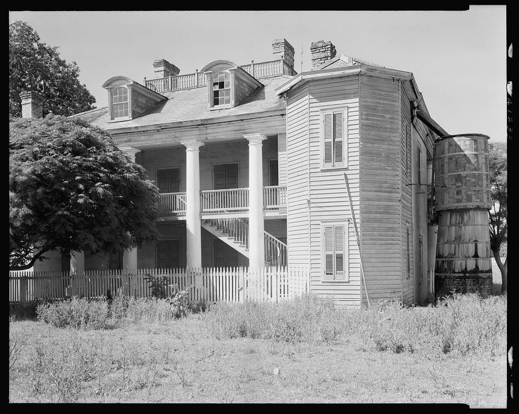 Evergreen, Wallace vic., St. John the Baptist Parish, Louisiana 1938