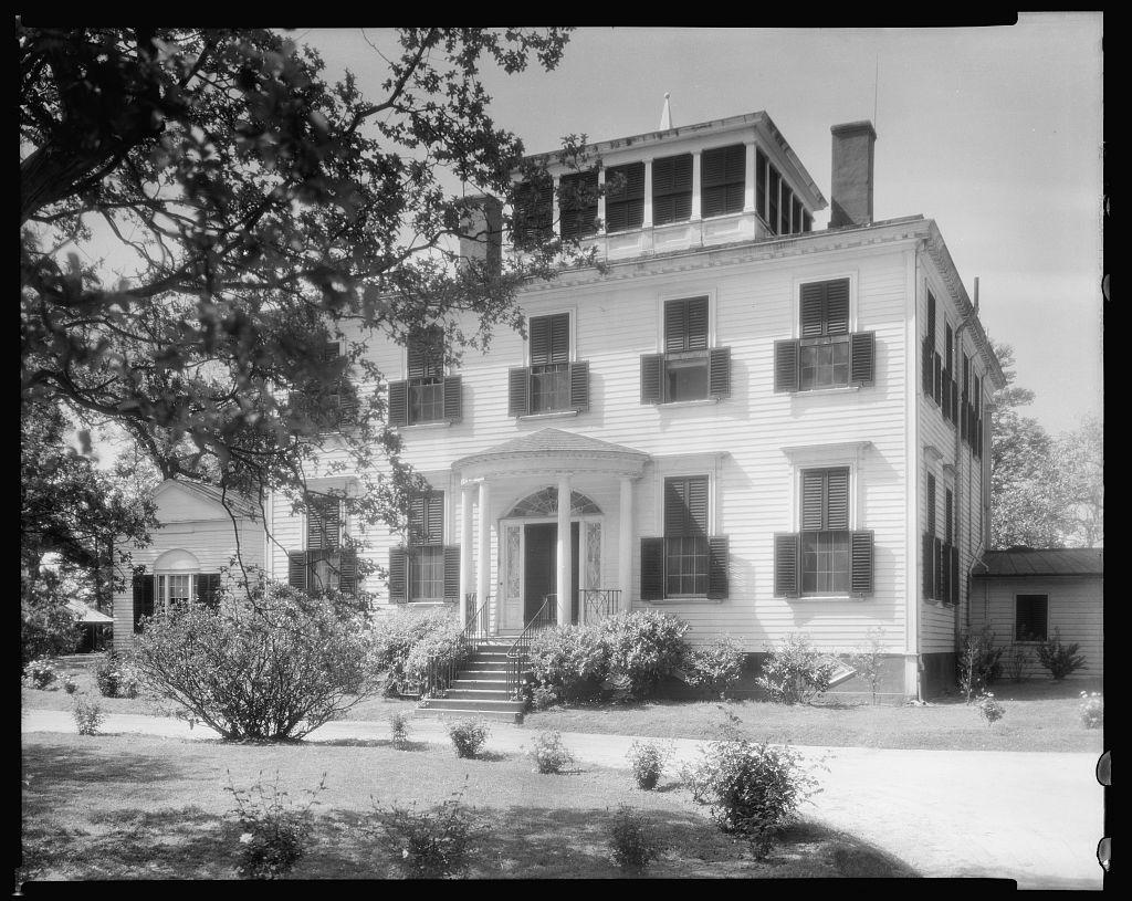 Hayes, Edenton vic., Chowan County, North Carolina 1937