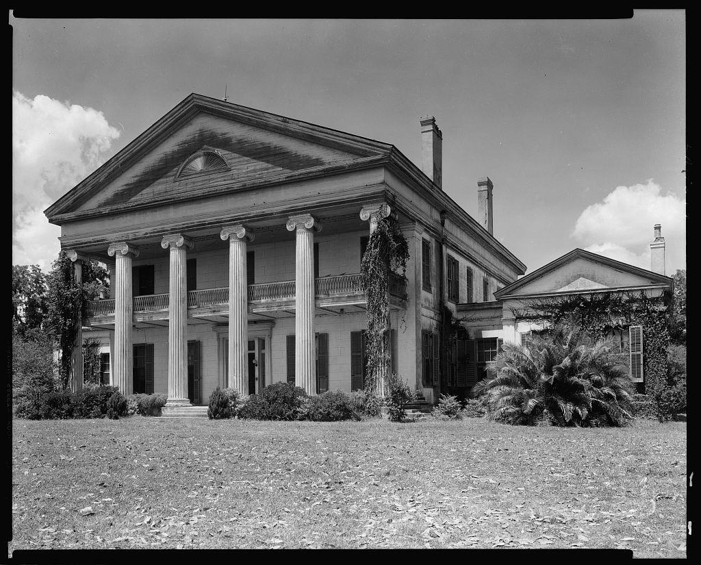 Madewood, Napoleonville vic., Assumption Parish, Louisiana 1938