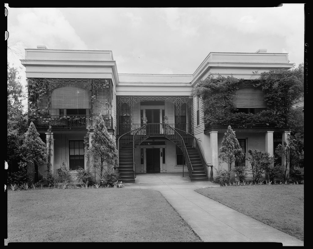 Pease House, 908 Broad St. at 9th., Columbus, Muscogee County, Georgia 1939