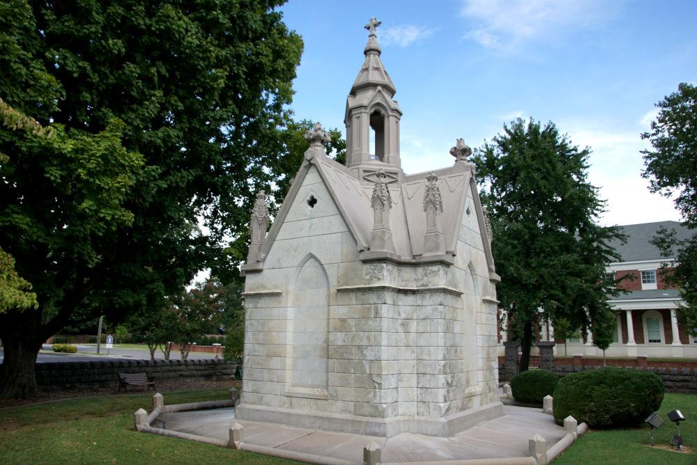 cragmiles mausoleum 7