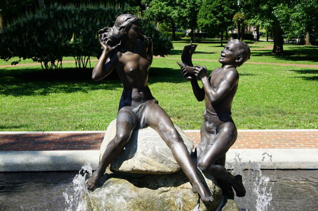 gratz park statue