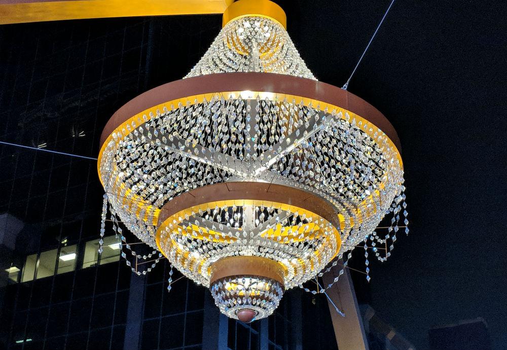 WL chandelier